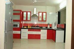Modular kitchen wooden modular kitchen manufacturer from for Kitchen designs pune