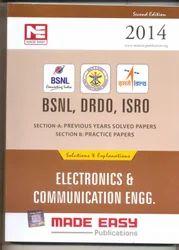 ECE BSNL DRDO ISRO Book