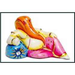 Abstract Ganesha Statue