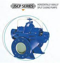 Horizontal Axial Split Casing Pumps