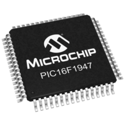 Pic16f1947-i/pt  - Pic Microcontroller