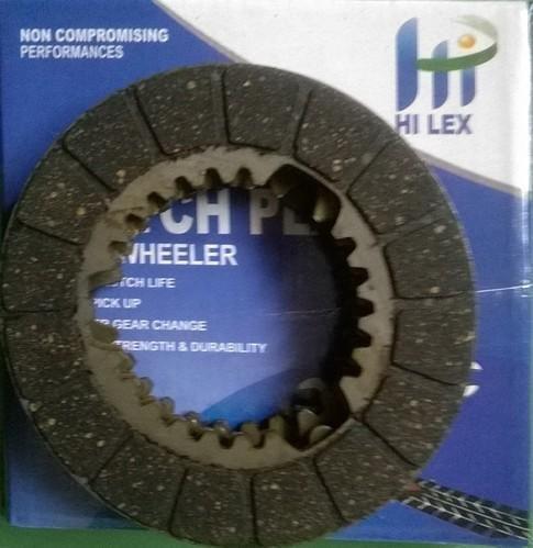 Hilex Clutch Plate For Bajaj 3- Wheeler