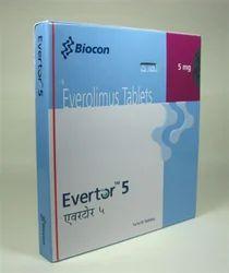Evertor Everolimus Tablets