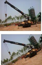 SLI System for carry deck cranes