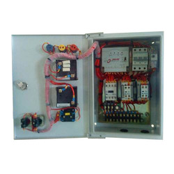 Automatic Star Delta  Motor Control Panel With Auto Switch