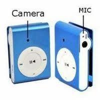 Spy MP3 Camera