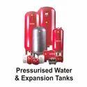 Pressurized Expansion Tank