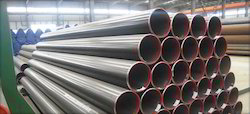 Welded Low Carbon Steel Pipe (ASTM A587)