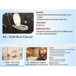 Bathrooms & Toilet Cleaners