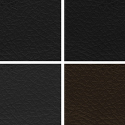 Black Colored Leather Cloth