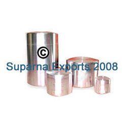 Brew Tea Aluminum Canister