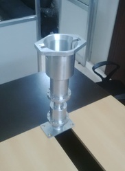 cnc machined prototype aluminium