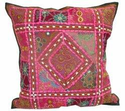 Noran Old Patch Work Cushion Cover