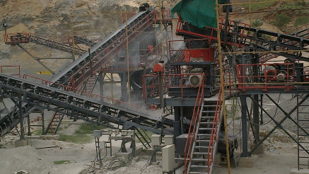 Dust Suppression System Manufacturer From Chennai