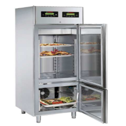 Blast Chiller Cum Shock Freezers  Refrigerated Holding Unit