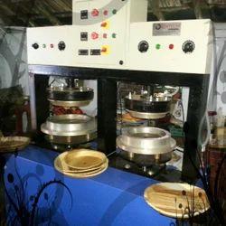 Areca Plate Making Machine Dobule Die