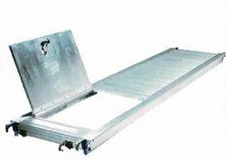 Aluminum Platform with Trap Door