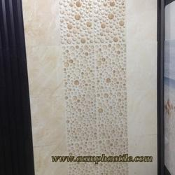 Cool Highlight The Different Zones In Your Bathroom By Laying Your Tile