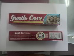 Gentle Care Red Gel Toothpaste