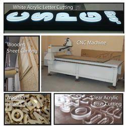 CNC Machine Cutting Service