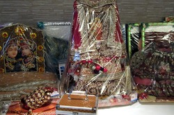Bridal Lehenga Packaging