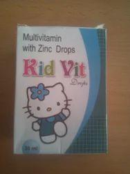 Multivitamin Zinc Drops