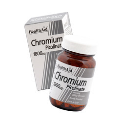 Chromium Picolinate 200 Ug 60 Tablets