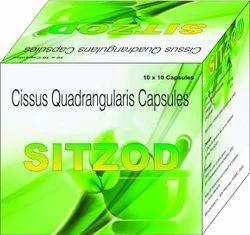 Cissus Quadrangularisis Capsule
