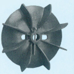 Plastic Fan Suitable For N-100 Frame Size