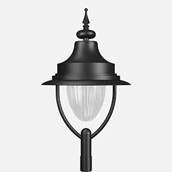 Ring Fort Arc LED Lights