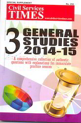 CST 3 General Studies 2014-15