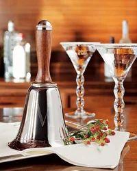 Bell Cocktail Shaker