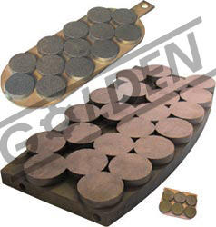 Friction Sintered Pads