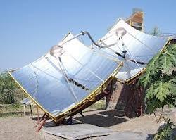solar cooker for industries