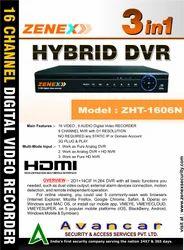 16 CH Network DVR