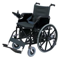 Dual Drive Wheelchair
