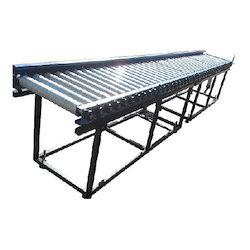 Automated Roller Conveyor