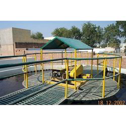 Black Waste Water Treatment Plant