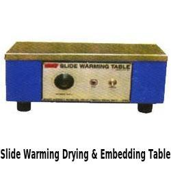 Slide Warming Drying & Embedding Table
