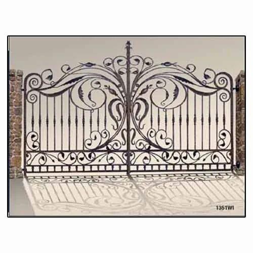 how to make iron gates