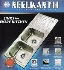 Sink Neelkanth - Stainless Steel Sinks Manufacturer from Chandigarh