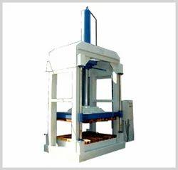 Hydraulic Vertical Balling Hydraulic Press Machine