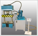Two Pollar Type Hydraulic Press Machine