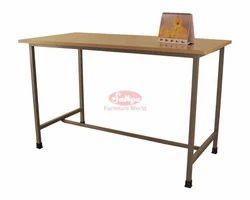 Steel Plain Table