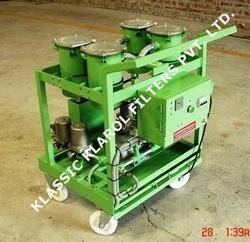 Water Glycol Cleaning Machine