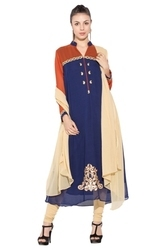 Glorious Stylish Ladies Designer Wear Western Style Suit