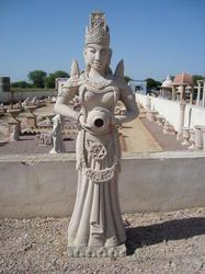 Indian Stone Statue