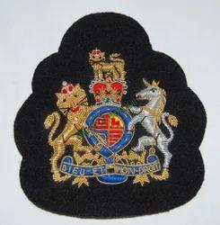 Royal Arms No.1 Dress Blazer Badge