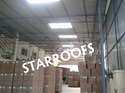 Godown Cladding Roof Shed