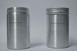 Aluminum Capsule Canisters